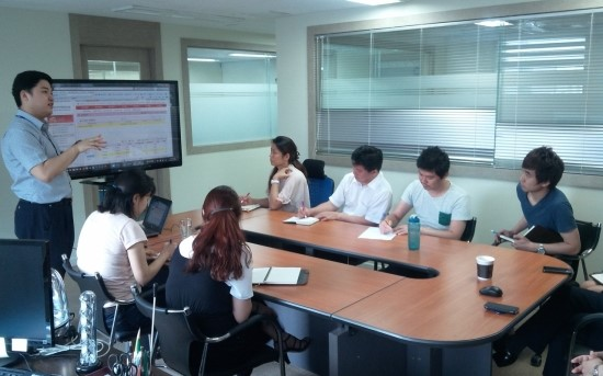 [지오유그룹웨어] 중앙교육 교육1